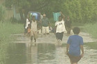 Floods have caused widespread damage in Fiji