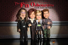 The F'n Osbournes promotional image