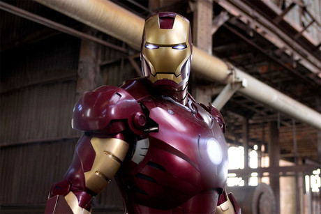 Iron Man's suit will be auctioned