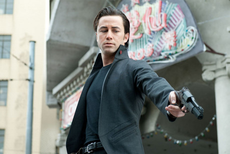 Still from Looper