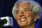 Director of the International Monetary Fund Christine Lagarde (Reuters)