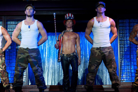 Still from Magic Mike