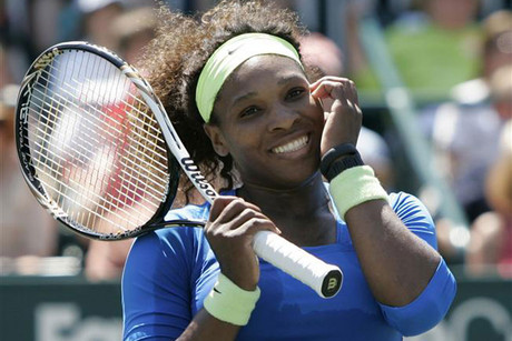 Serena Williams (Reuters file)