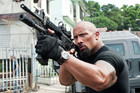 Dwayne 'The Rock' Johnson in Fast Five