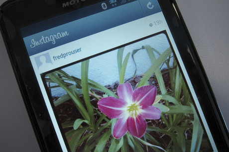 Instagram isn't the only photo filtering app out there (Reuters)