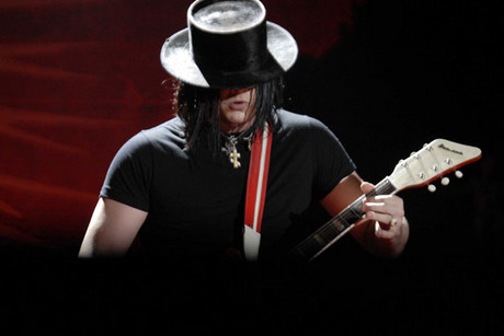 Jack White (AAP)