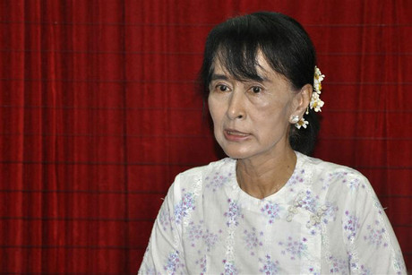 Aung San Suu Kyi (Reuters)