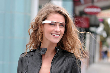 New prototype Google glasses can do anything a smartphone or tablet computer to do - and more (Google)
