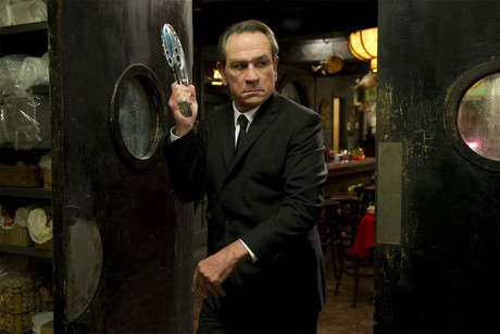Tommy Lee Jones in Men In Black III