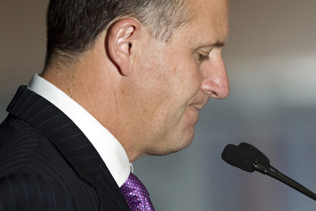 John Key is unfazed by the threat of Waitangi Tribunal to derail asset sales