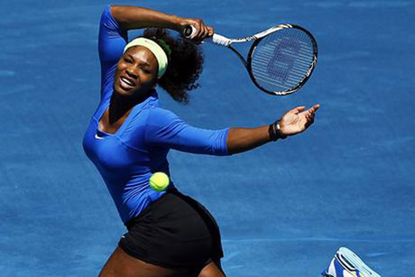 An in-form Serena Williams (Reuters)