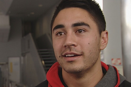 Shaun Johnson says he is excited to play his former mentor Benji Marshall