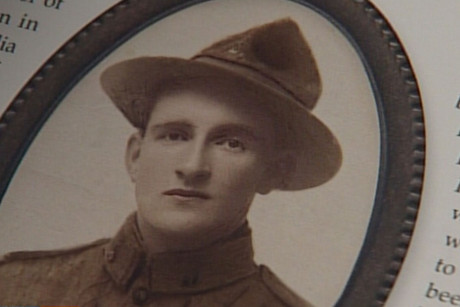 Cyril Elliot was only 18 when he went to war