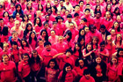 Pink Shirt Day is a national campaign that aims to combat bullying  (Photo: Pink Shirt Day)