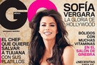 Sofia Vergara on the cover of GQ Mexico