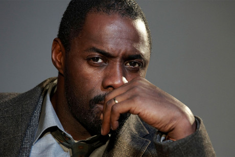 Idris Elba as Stinger in The Wire