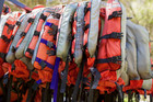 The Family First lobby group wants a law change to make the wearing of lifejackets compulsory on non-commercial small boats, canoes and dinghies
