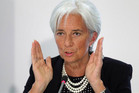 International Monetary Fund managing director Christine Lagarde (Reuters)