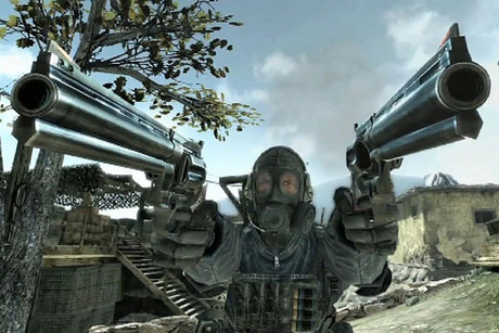 Call of Duty: Modern Warfare 3 Face Off screenshot