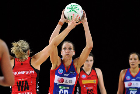 The Mystics and Tactix face off again this weekend  (Photo: Photosport)