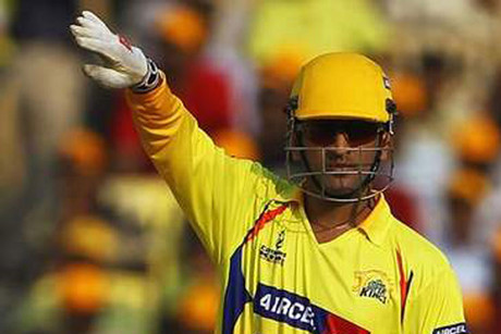 Chennai Super Kings' captain MS Dhoni (Reuters)