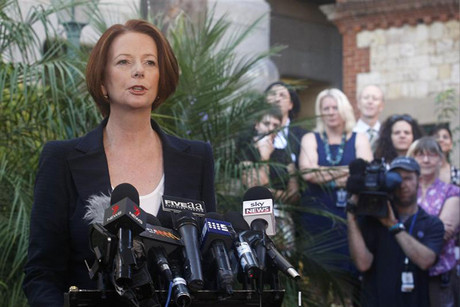 Julia Gillard (Reuters)