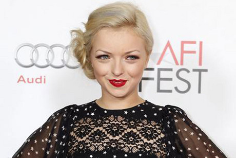 Francesca Eastwood (Reuters)