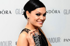 Jessie J at the Glamour Awards (AAP)