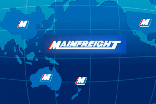 Mainfreight rose 3.2 per cent to $9.76  (file pic)