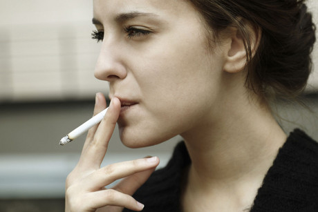 Giving up smoking will improve your health and your bank balance (file)
