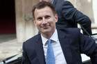 Culture, Media and Sport Secretary Jeremy Hunt (Reuters)