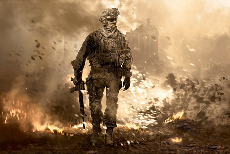Call of Duty: Modern Warfare 2 promotional artwork