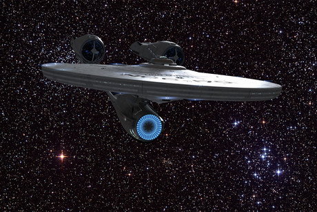 The USS Enterprise, JJ Abrams edition