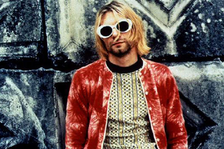Kurt Cobain said he would rather be dead than cool (Reuters)