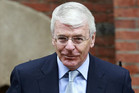 Former British Prime Minister John Major arrives to give evidence to the Leveson Inquiry (Reuters)
