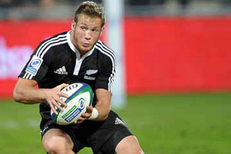 Martin McKenzie of the Junior All Blacks (file pic)