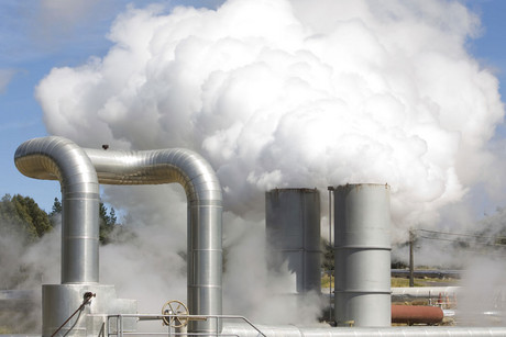 The $466 million Ngatamariki geothermal plant is expected to come online in mid-2013 (file)