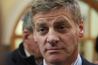 Finance Minister Bill English (photo: Victoria Evans)