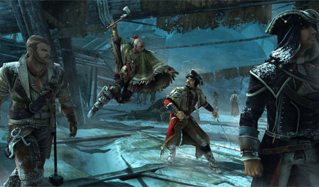 Assassin&#8217;s Creed III screenshot