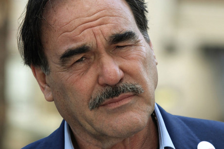 Oliver Stone (AAP)