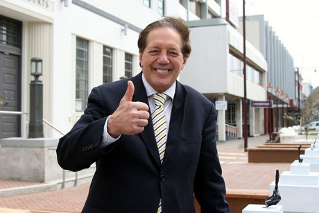 Invercargill mayor Tim Shadbolt
