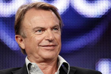 Kiwi actor Sam Neill