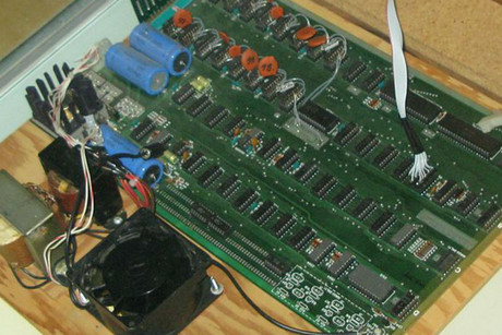 Apple 1 motherboard (Wikipedia)