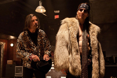 Tom Cruise and Alec Baldwin in Rock of Ages