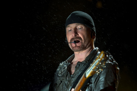 The Edge (Getty)