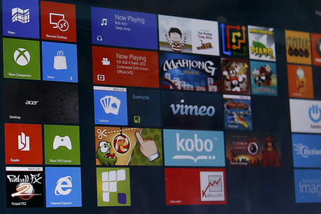 Windows 8 (Reuters)