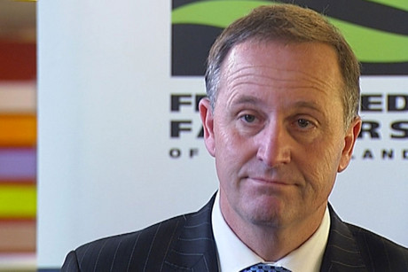 John Key's now not so sure he'll reach surplus by 2014/15