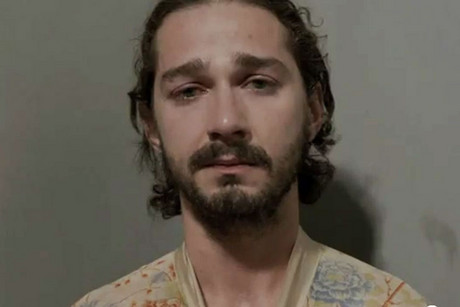 Shia LaBeouf in Sigur Ros' 'Fjogur Piano' video