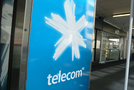 Telecom's earnings before interest, tax, amortisation and depreciation was $488m in the first six months of the year