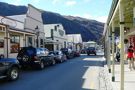 Arrowtown (file pic)
